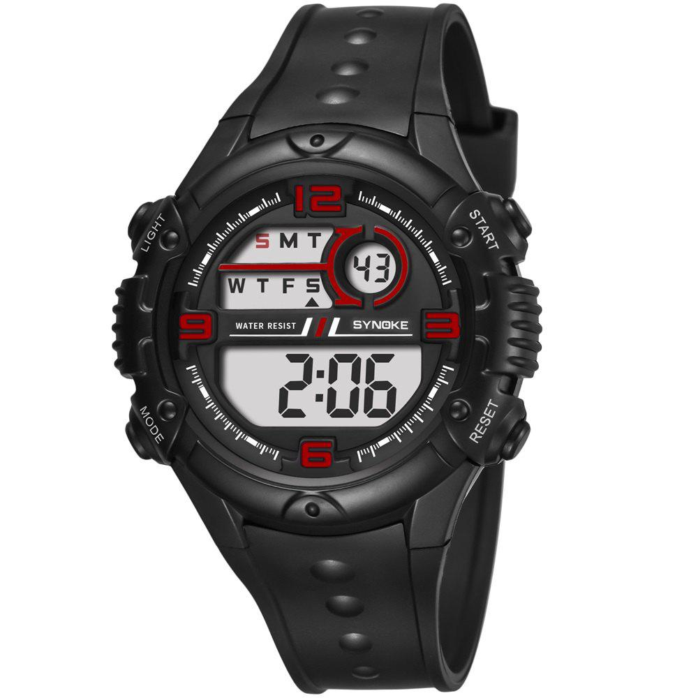 Fashion SYNOKE 9628 New Multi-Function Outdoor Men'S Sports Watch
