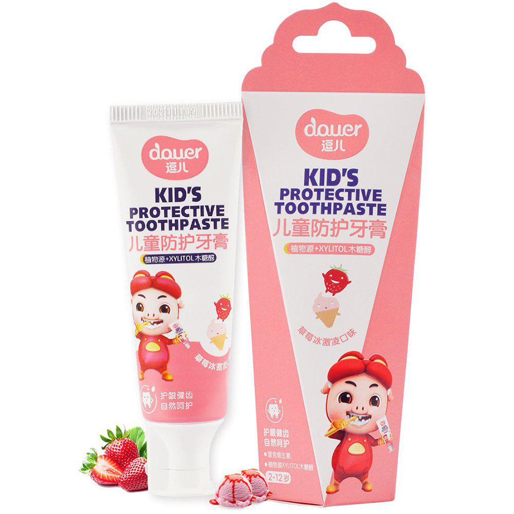 Buy Douer Kids Protective Toothpaste (Strawberry )