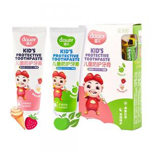 Douer Kids Protective Toothpaste Set -