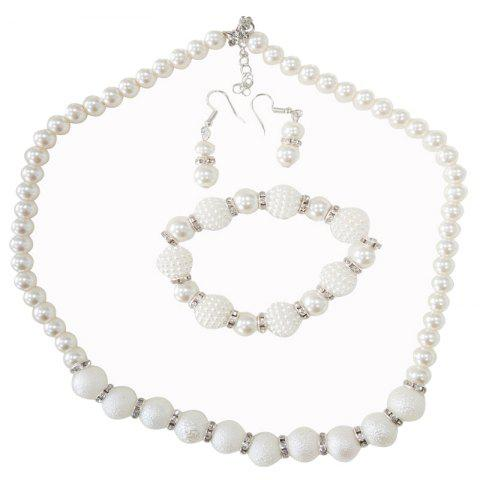 Fashion New Frosted Elegance Necklace Set