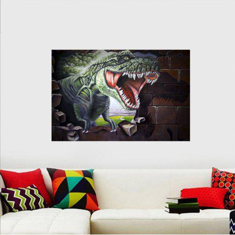 Dinosaur Wall Stickers Cheap Shop Fashion Style With Free Shipping - 3d dinosaur wall decalsd cartoon dinosaur wall stickers art decal mural home room