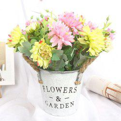 Home Potted Art Flower -