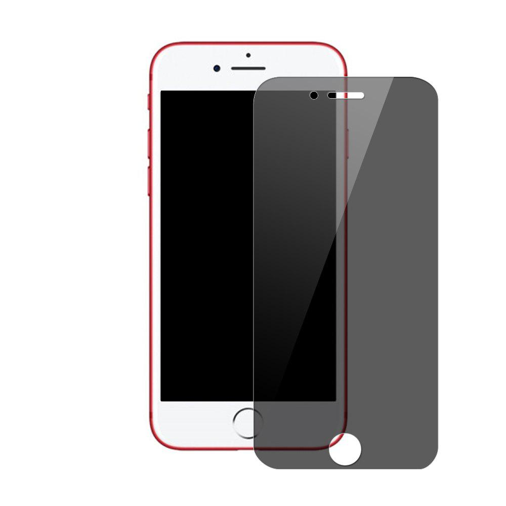 Fancy Anti-Peep Tempered Glass Film Protective Film for iPhone 6 / 6S