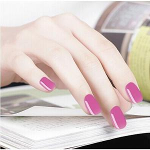 Pure Color Nail Stickers Are Harmless and Non-Toxic Pregnant Women Can Use Them -