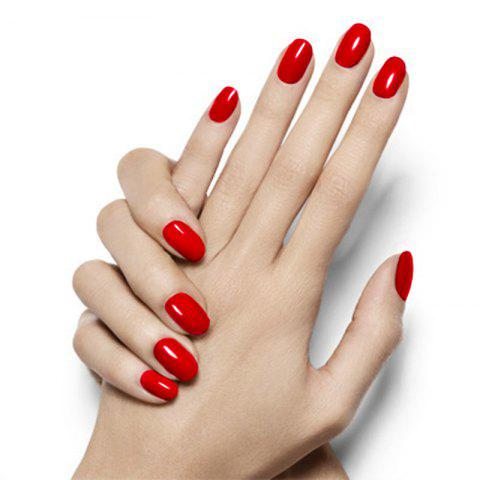 Chic Pure Color Nail Stickers Are Harmless and Non-Toxic Pregnant Women Can Use Them