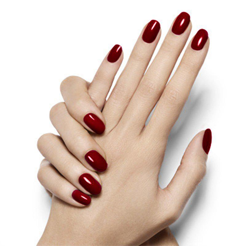 Outfit Pure Color Nail Stickers Are Harmless and Non-Toxic Pregnant Women Can Use Them