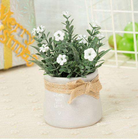 Buy WX-C29-1679 Home Decoration Ceramic Decorative Small Flower Pot