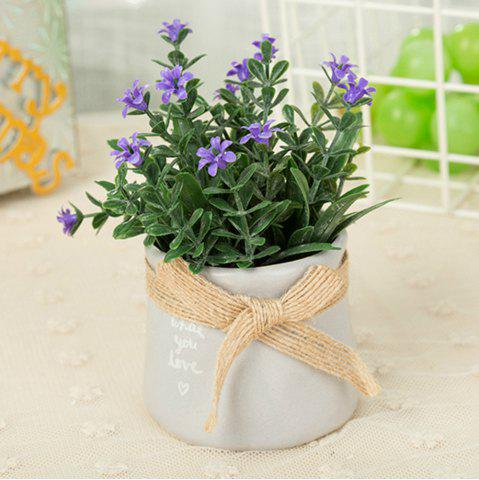 Outfits WX-C29-1679 Home Decoration Ceramic Decorative Small Flower Pot