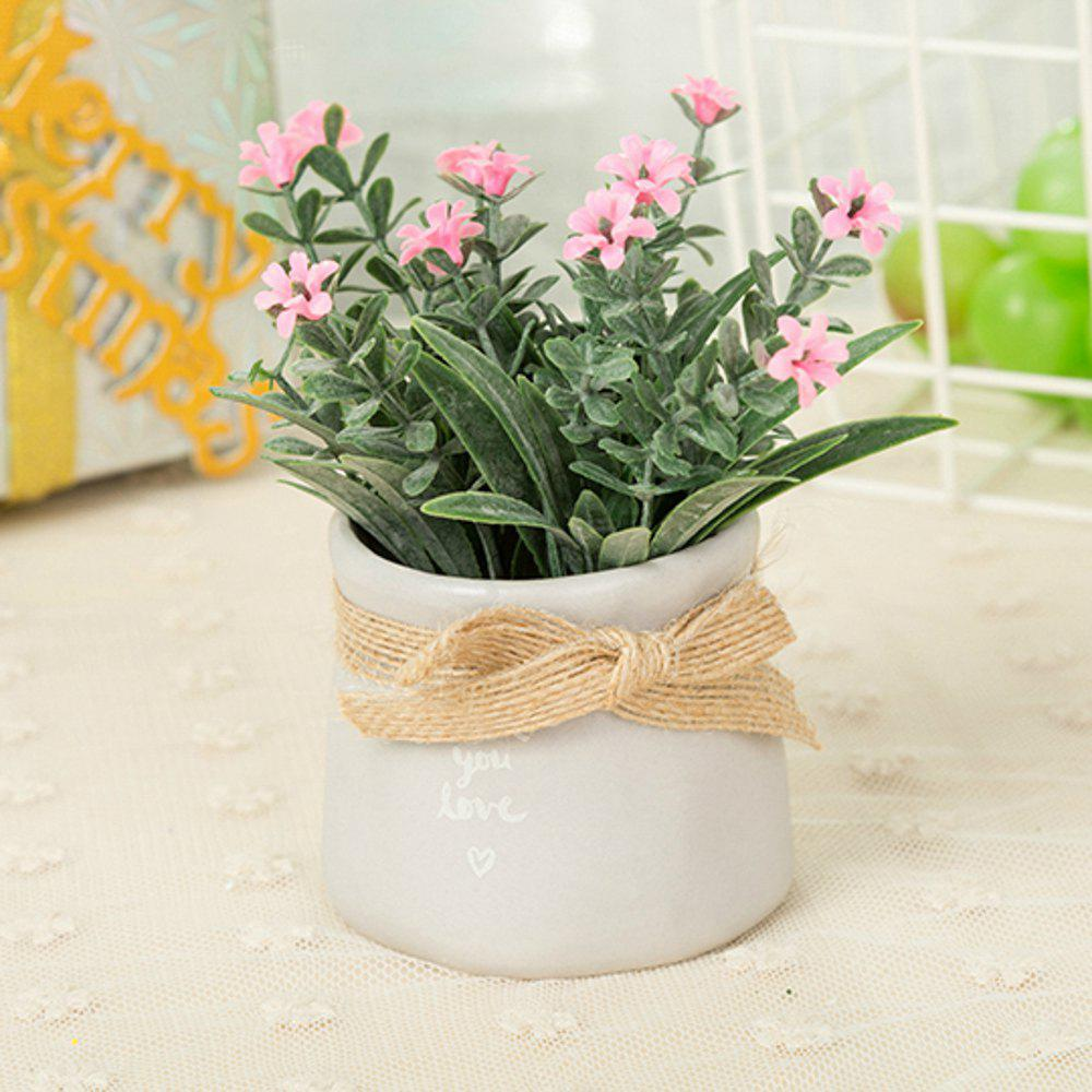 New WX-C29-1679 Home Decoration Ceramic Decorative Small Flower Pot