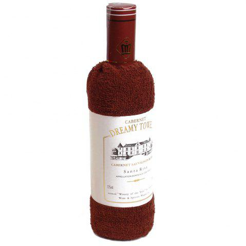 Hot New Cotton Red Wine Towel