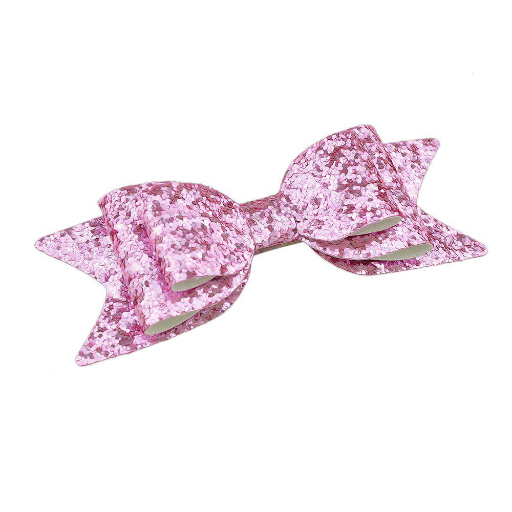 Outfit Colorful Ribbon Bowknot Shape Hairpins