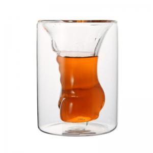 BALDR Double Layer Muscle Glass Cup -