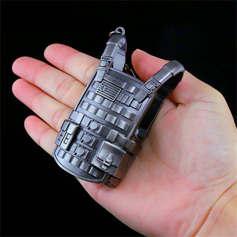 Buy Three-level Bulletproof Vest Metal Model Figure Arts Toys Collection