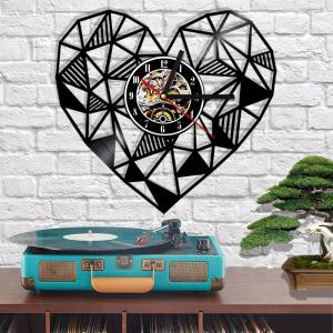Vinyl Wall Clock Art Gifts -