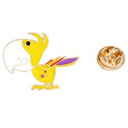 Ladies Fashion Cute Green Frog Brooch Lapel Pin Dress All-Match Animal Plant -