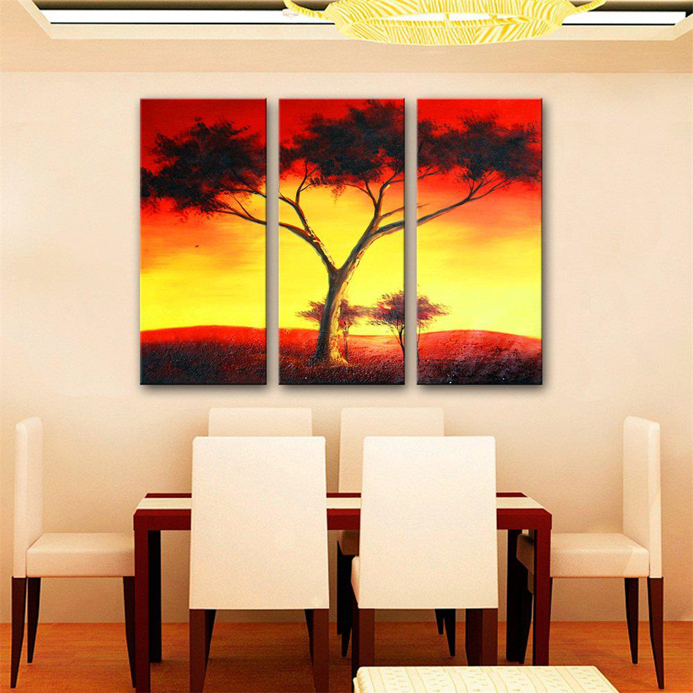 Multi 24 X 16 Inch (60cm X 40cm) Special Design Frameless Paintings ...