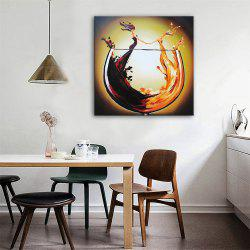 Special Design Frameless Paintings Alcohol Print -