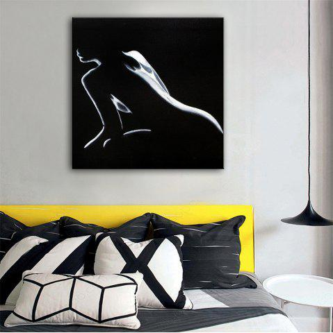Special Design Frameless Paintings Nude Model Print