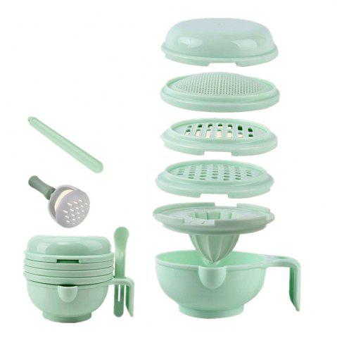 Store Baby Food Multifunction Grinder Puree Cooking Machine
