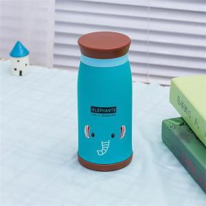 Creative Cute Children Water Cup Student Thermos Bottle -