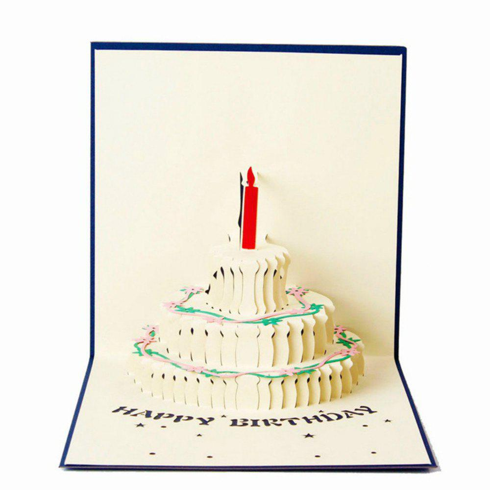 Buy Birthday Creative 3D Greeting Card