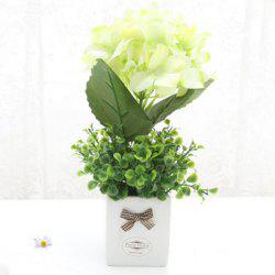 Modern Decorative Artificial Flower with Pot -