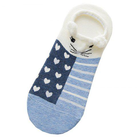 Shop Cartoon  Cute  Ladies  Socks