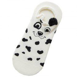 Cartoon  Cute  Ladies  Socks -
