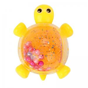 Turtle Crystal Jelly Soft Jouet de Soulagement du Stress Parfumé -