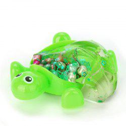 Turtle Crystal Jelly Soft Scented Stress Relief Toy -