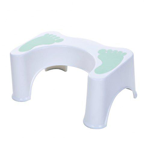 Latest Thickening Plastic Toilet Seat Footrest