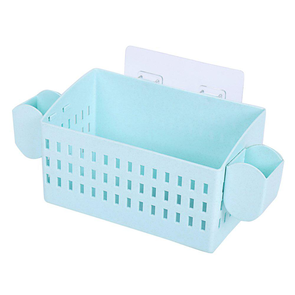 Discount Bathroom Punch-Free with Suction Cup Storage Rack