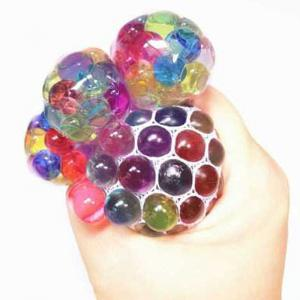 Grape Model Pressure Reducing Player Squeezes Jumbo Squishy Toy -