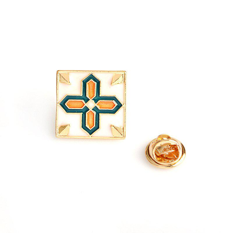 Online Creative Fashion Brooch Badge Accessories and Couple of Tiles