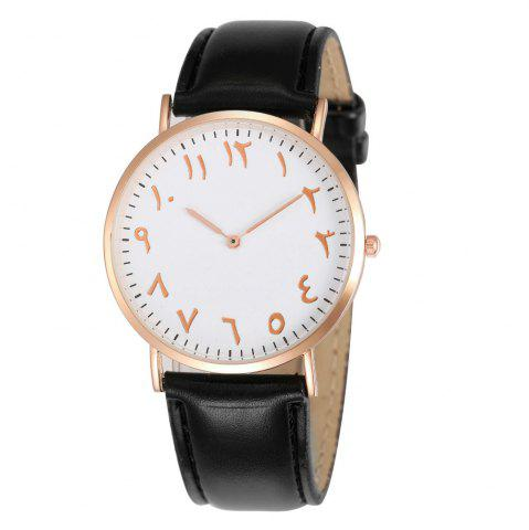 Fancy New Fashion Creative Tadpole Casual  Business Men Quartz Watch