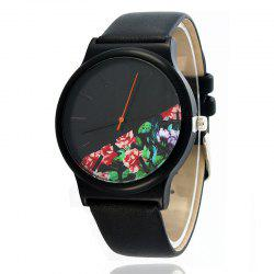 New Style Garden Style Ladies 'Old Fashions Quartz Montre -