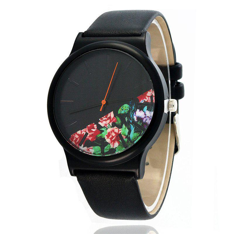 Cheap New Style Garden Style Ladies' Old Fashions Quartz Watch
