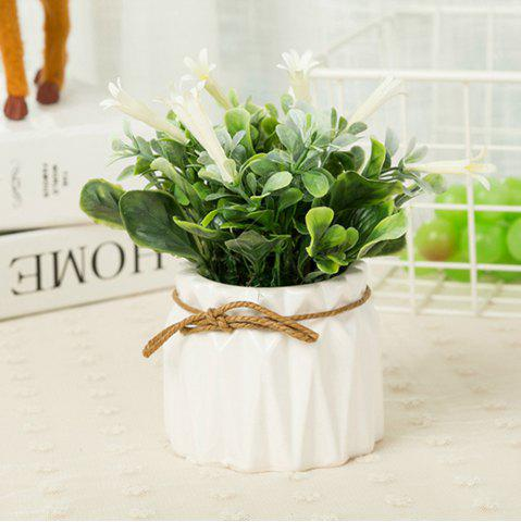 Best WX-B26 Pastoral Home Decoration Ornament Morning Glory Potted Plant