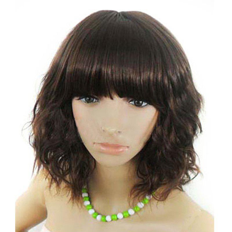 New High Quality Women Fashion Corn Roll Curls Wig