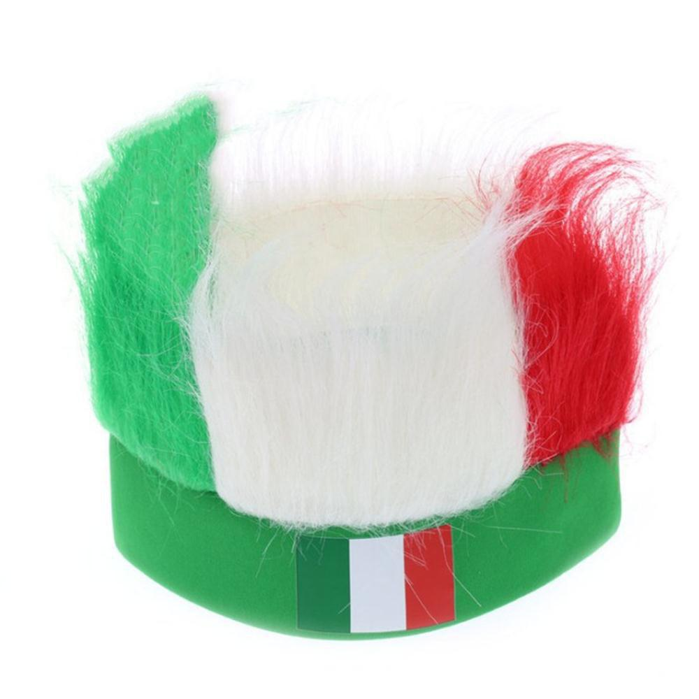 Discount Special Wig Holiday Decoration for Soccer Fan