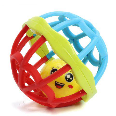 Cheap Intelligence Baby Hand Grasping Ball Rattle Toy