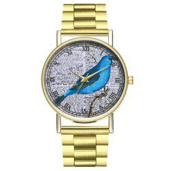 ZhouLianFa Retro Illustration Style Concept Fashion Jewelry Classic Style Watch -