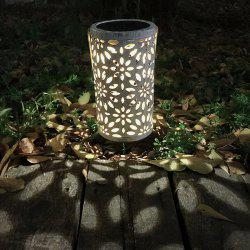 1PC Solar Lantern Table Lamp Double Using Lights -