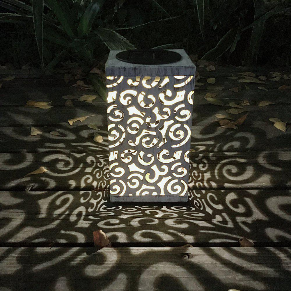Online 1PC Solar Lantern Table Lamp Double Using Lights