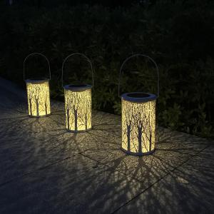 1PC Solar Lantern Table Lamp Hanging Lights -