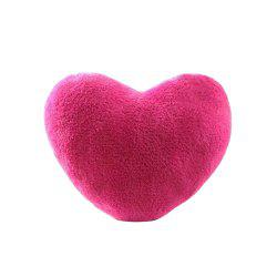 Cute Heart Plush Lovers Pillow -