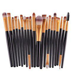MAANGE 20pcs Eye Makeup Brushes -