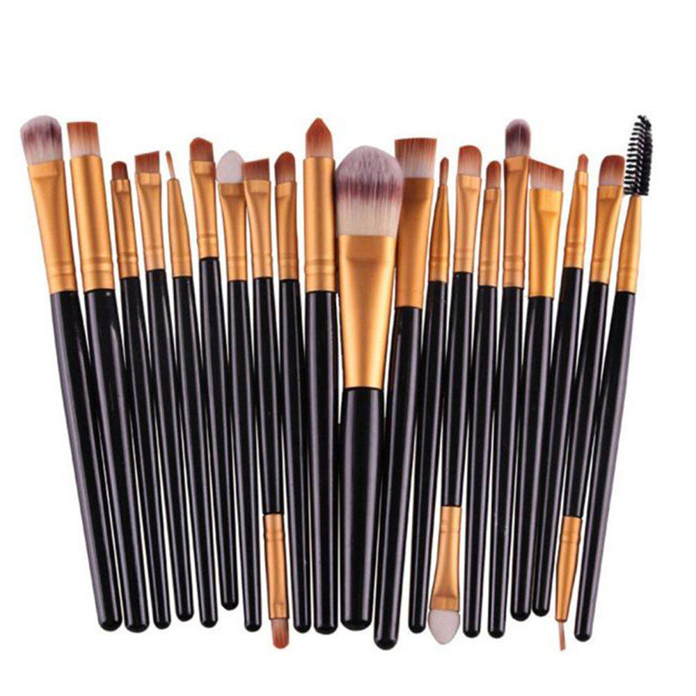 Best MAANGE 20pcs Eye Makeup Brushes