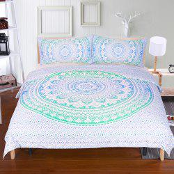 Floral Paisley Bedding  Duvet Cover Set Digital Print 3pcs -