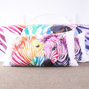 Zebra Bedding  Duvet Cover Set Digital Print 3pcs -